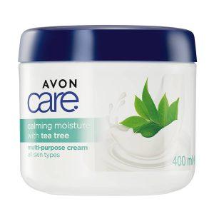 إفون كير كريم متعدد الإستخدامات 400ml كالمينج منتجات ترطب البشرة بمستخلصات شجر الشاي 1409734