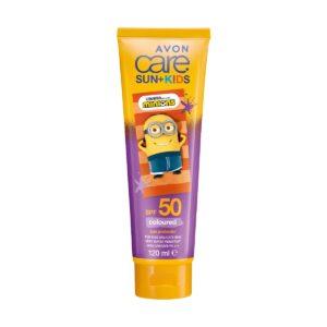 افون كير صن + كريم واقي من الشمس ملون للأطفال حماية من الشمس SPF50 1400284 120ml
