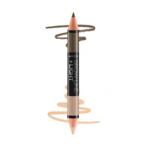قلم يحدد الحواجب و يعطيها ضي مشرق برونيت 1387905 2.2gr