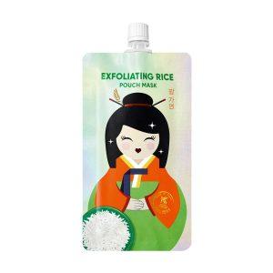 يقشر البشرة K-Beauty ماسك بمستخلصات الأرز 1318232 10ml