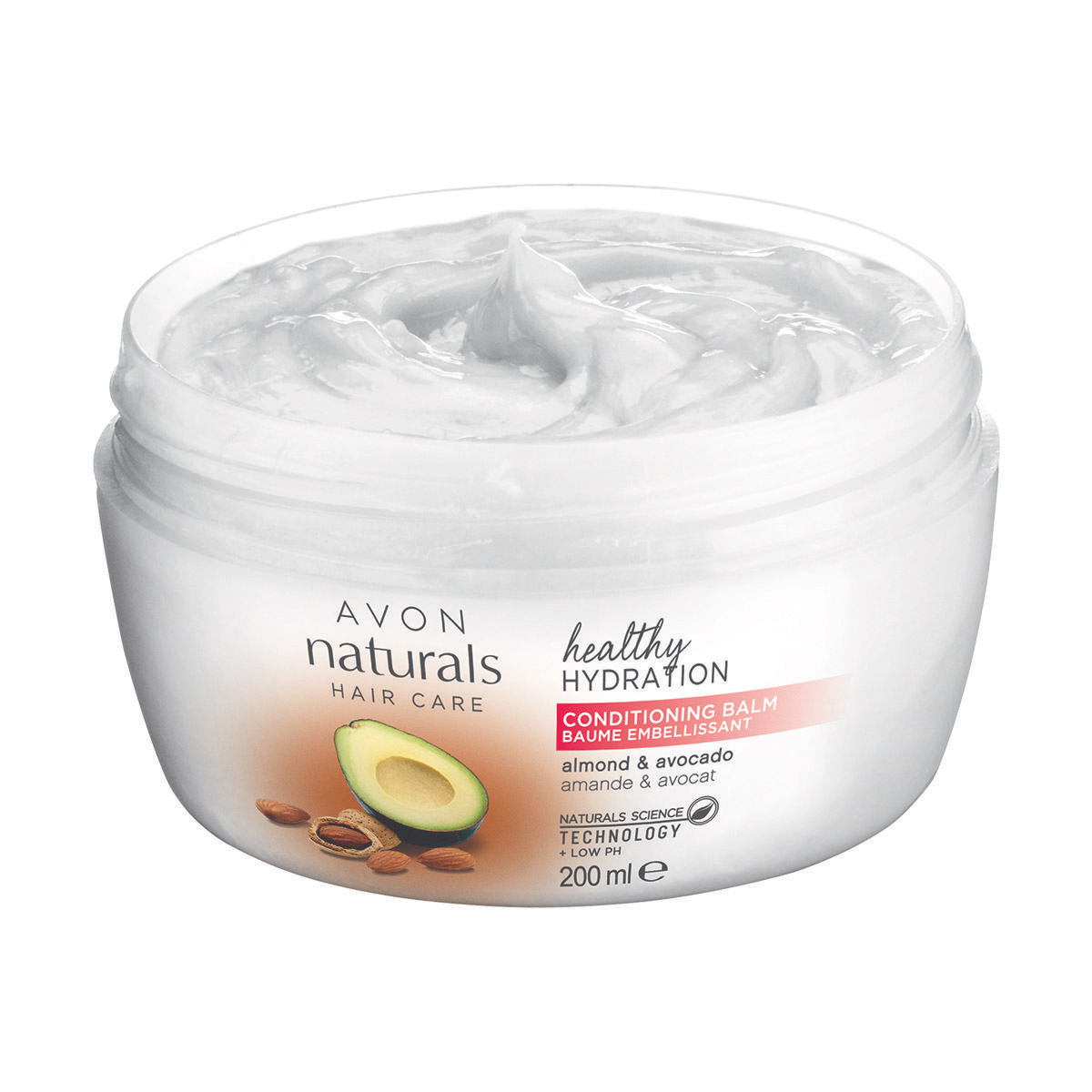 Naturals Conditioning Balm Almond & Avocado 53051 200ml